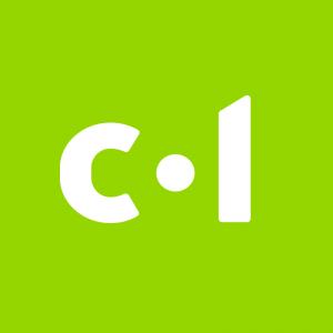c-leveled logo