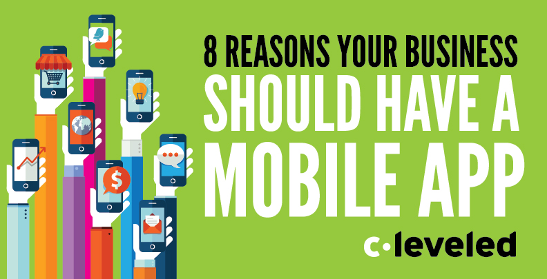 8 reasons every business should have mobile apps