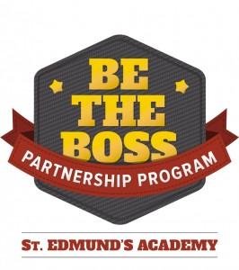 be the boss logo