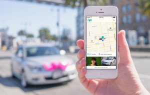 Image representing Lyft as depicted in CrunchBase