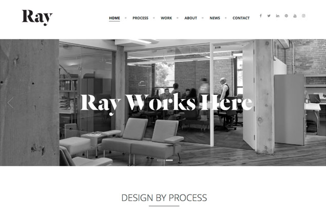 Ray's successful rebranding example from rebrand 100