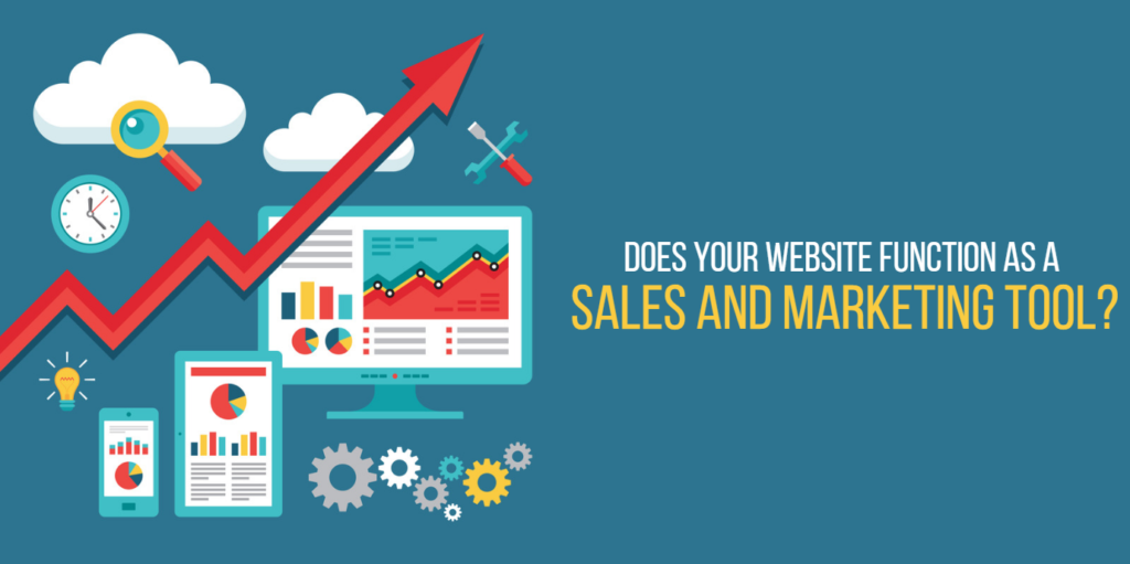 sales and marketing tool